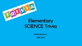 Science Trivia Night