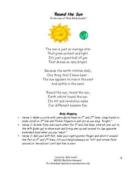 Science Tune-Ups - 20 Lyrics to Familiar Tunes