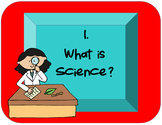 Science Unit 1 What Is Science?