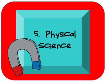 Science Unit 5 Physical Science