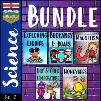 Alberta Science Unit BUNDLE!