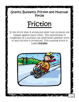 Science Unit: Forces & Movement