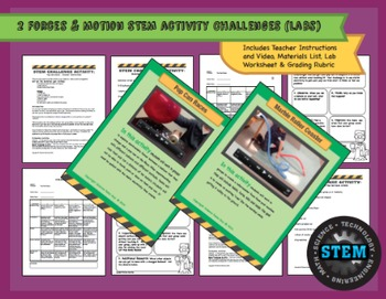 Science Unit: Forces and Motion