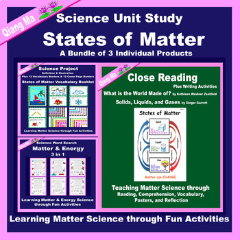 Science Unit: States of Matter