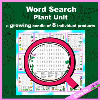 Science Unit Study: Plant Unit