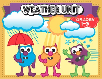 Science Unit: Weather