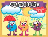 Science Unit: Weather