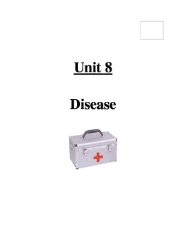 Science Unit in a Folder-Disease Unit