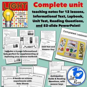 Science Units and Lapbooks Bundle
