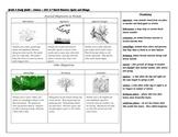 Science VA SOL 2.7 - Seasons and Adaptations Study Guide