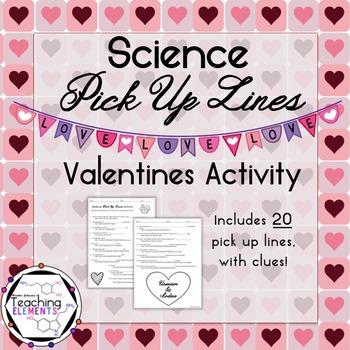 Science Valentines Activity