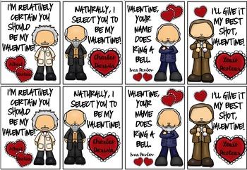 Science Valentines Bundled Set