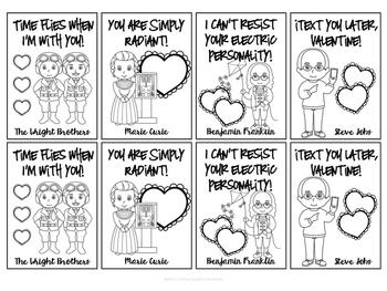 Science Valentines Set 2