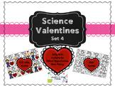 Science Valentines Set 4