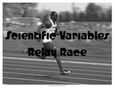 Science Variables Relay Race