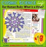 Coronavirus BUNDLE: Virus? Series NEW Elementary Montessor