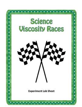 Science Viscosity Races Lab