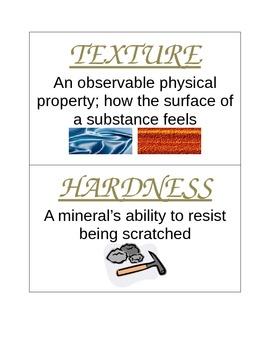 Science Vocabulary