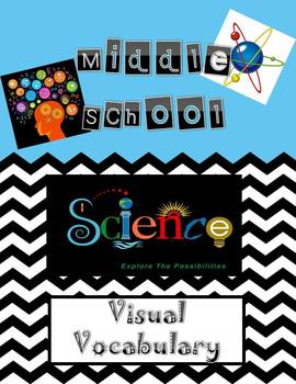 Middle School Visual Science Vocabulary
