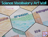 Science Vocabulary Art