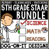 Science Vocabulary Bundle STAAR TEKS 5.7A Sample
