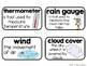 Science Vocabulary Cards {Kindergarten}