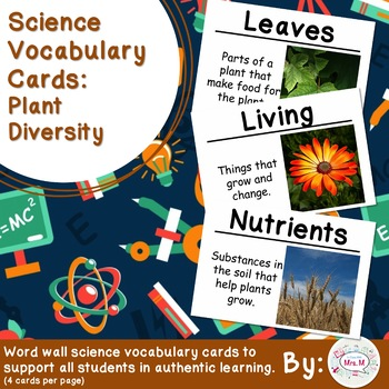 Plant Diversity Worksheets Teaching Resources TpT