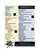 Science Vocabulary Cards (Grade 7 TEKS)