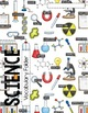 Science Vocabulary Folder Notebook Cover & Insert Pages