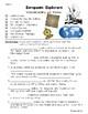Social Studies Vocabulary Practice 3rd Grade Georgia Cloze Activities