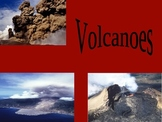Science-Volcanoes Powerpoint Lesson