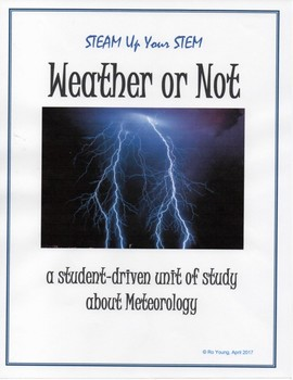 Science - WEATHER OR NOT