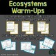 Science Warm-Up (Bell Ringers) Bundle