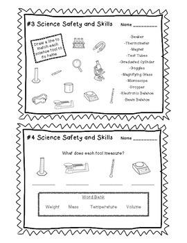 Science Warm-Ups / Quick Checks / Review Cards Grades 3-5