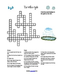 Science Water Cycle Crossword Puzzle