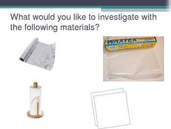 Science Water Investigation - FOSS