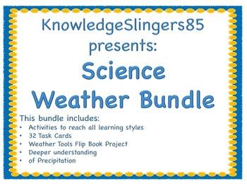 Science: Weather Bundle