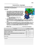 Science Weather Project