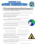 Science Webquest (General Topics)