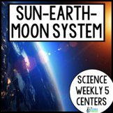 Solar System {Science Weekly Five™ Stations}