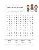 Science Word Search Bundle Pack Set 2 (Grades K-3)