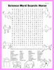 Science Word Search: Horse