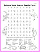 Science Word Search: Reptile Facts