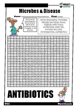 Science Word Searches Book 2