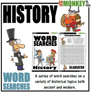 History Word Searches
