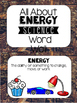 Science Word Wall - All About Energy