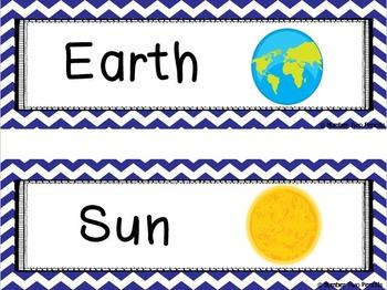 Science Word Wall: Bundled, Kindergarten-Third Grade