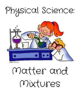 Science Word Wall Title Pages