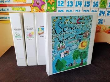 Science Workbook for The Ultimate Kindergarten Experience