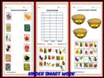 Science Worksheets (SEEDS)